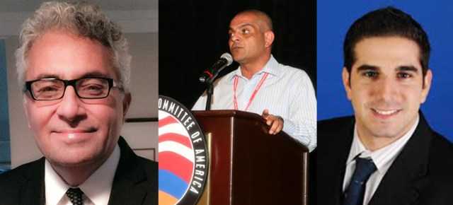 ANCA-WR 2015 Event Chairs