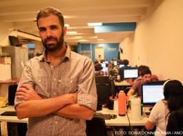 Javier Borelli, director de la cooperativa Por Más Tiempo, en diálogo con ANCCOM