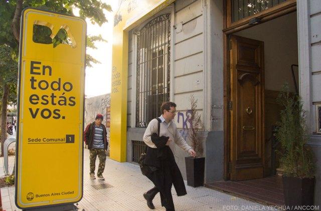 Comuna 1, Ciudad de Buenos Aires