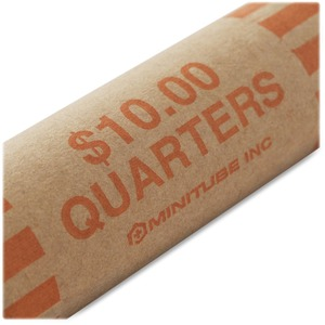 Steelmaster Nested Preformed Coin Wrappers