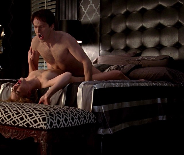 Naked Alexandra Breckenridge In True Blood