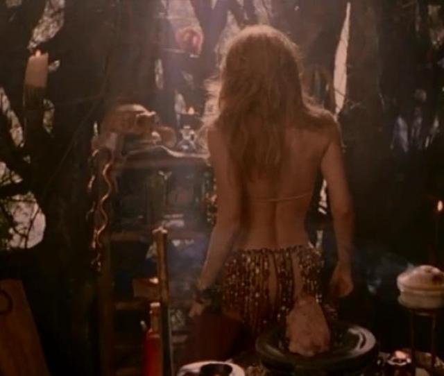 Naked Angelica Bridges In Mortal Kombat Conquest 1