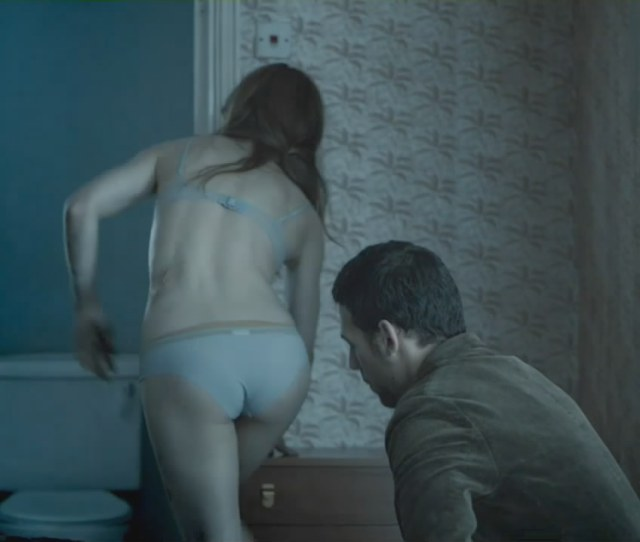 Naked Melissa George In Hunted