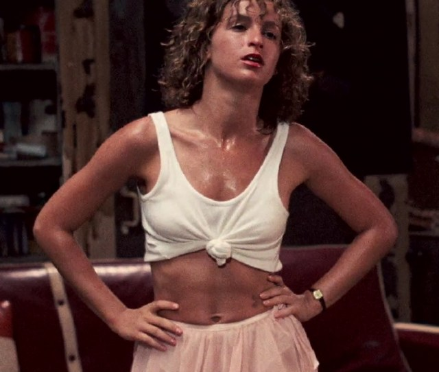 Naked Jennifer Grey In Dirty Dancing Ancensored