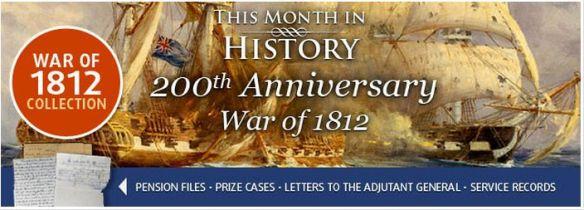 Fold3 200th Anniversary: War of 1812