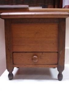 Joseph Kaser's carpentry