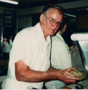 "Vintage family restaurant owner RIchard ""Dick"" Kohler"