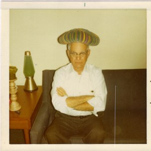 Paul Kaser Clowning circa 1965
