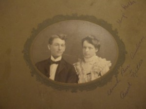 Ben and Nettie Anderson