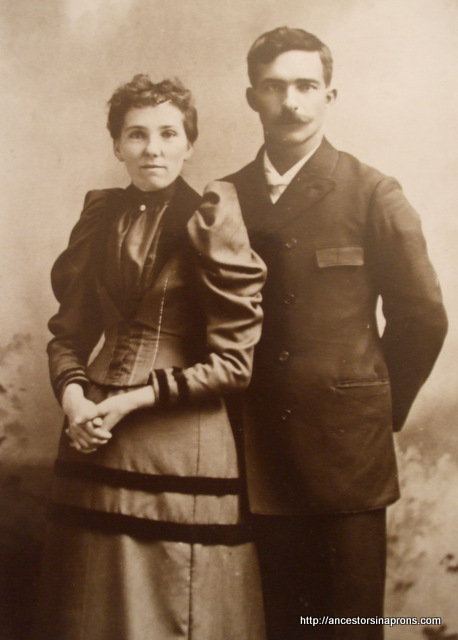 Clifford Kaser and wife