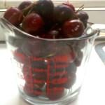 Sarah Anderson Cherry Pudding