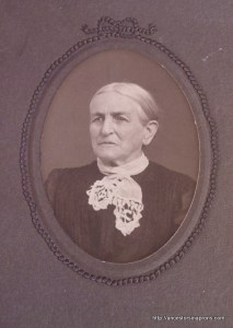 William Stout's Mother, Emmeline Cochran