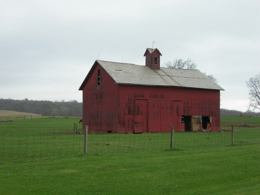Knox County barn