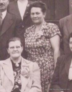 Ida Badertscher and Gertie Badertscher