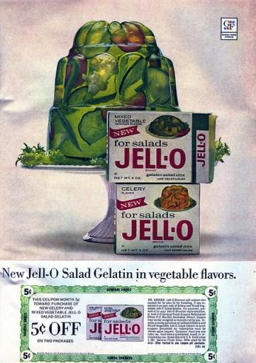 Jell-O veg flavor