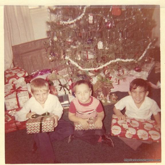 3 Badertscher Boys, Scottsdale, 1967