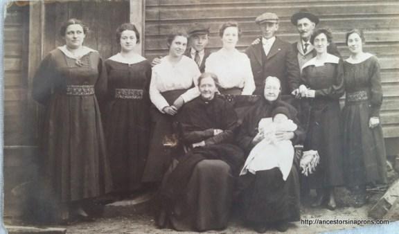 Lisle Family 1916