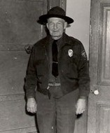 cousin Errett Allison, game warden