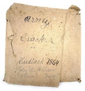Civil War rations
