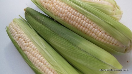 corn for hominy