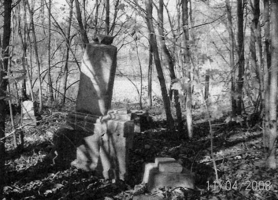 The Stout Cemetery,
