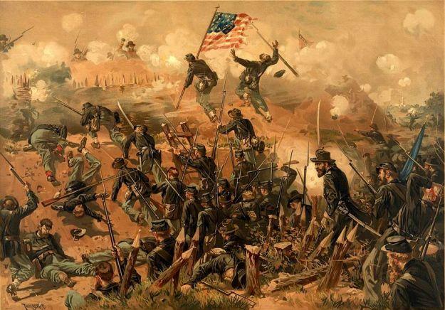 Vicksburg 2nd Siege