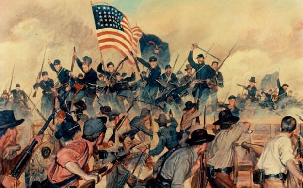 Vicksburg First Siege