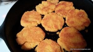 Indian Bread – Corn Pone