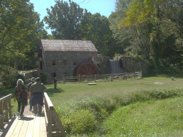 Wayside Inn Old Mill