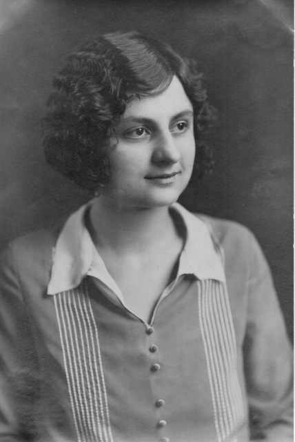 Harriette Anderson, teacher