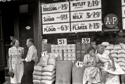 Grocery Store 1938