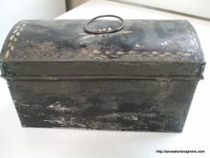 Vera Anderson box
