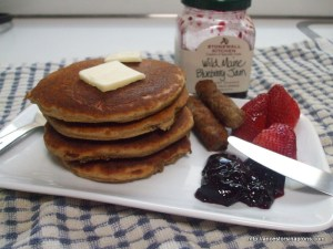 Buckwheat Pancakes – The Real Deal
