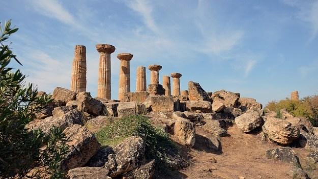 Sicily archaeology