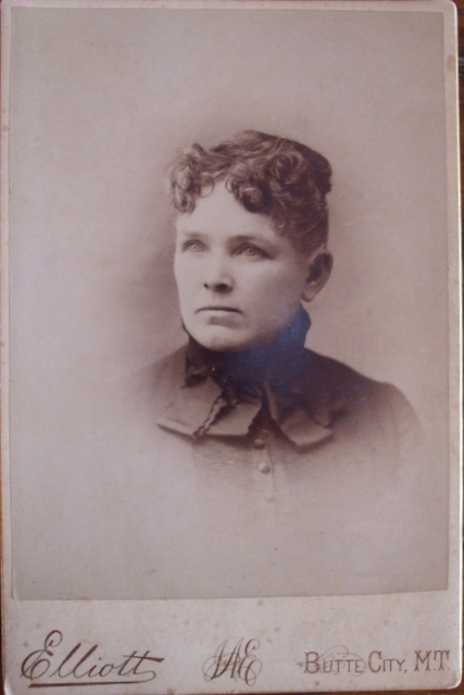 Wife of Carlos Morgan