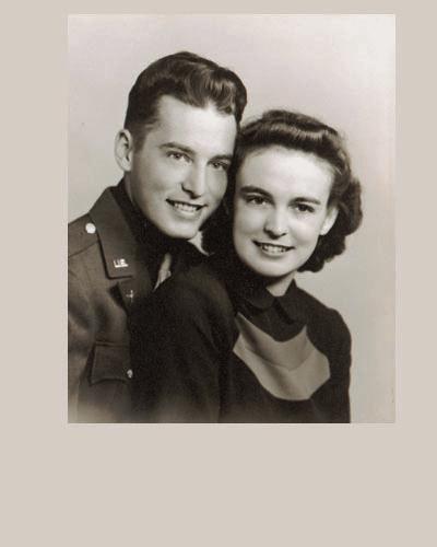 Frank and Ruth Fair 1942