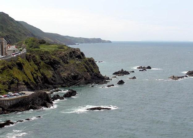 Wales coast