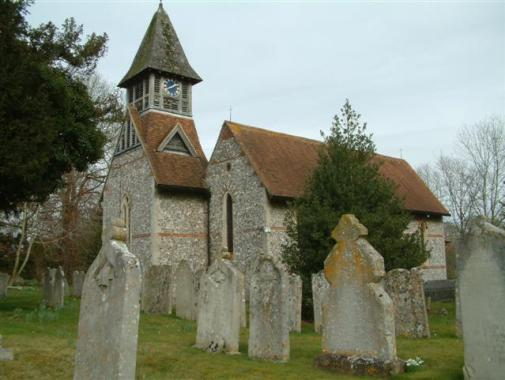 Weyhill Church
