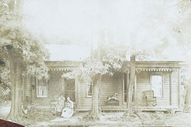 Anderson old House in Town