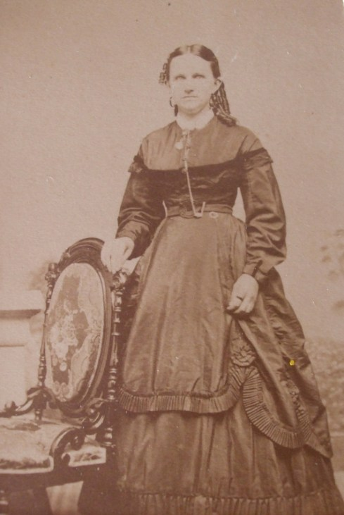 Emeline Stout Circa 1860