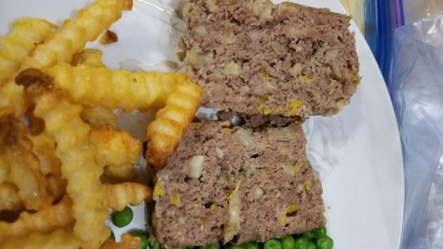 Hale's Restaurant Vintage Meatloaf
