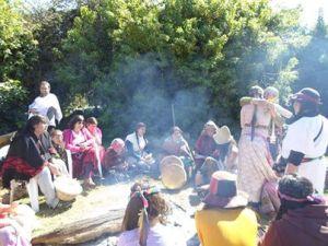 Círculo Ceremonial Warmi Tinkuy