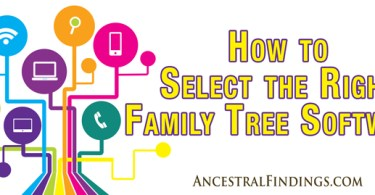 How to Select the Right Family Tree Software