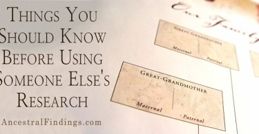 Things You Should Know Before Using Someone Else's Research