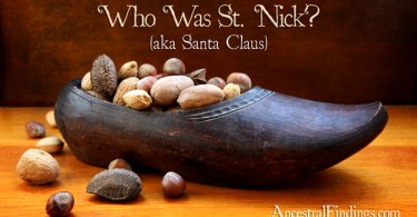 Who Was St. Nick (aka Santa Claus)?
