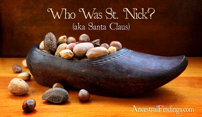 Who Was St. Nick (aka Santa Claus)?