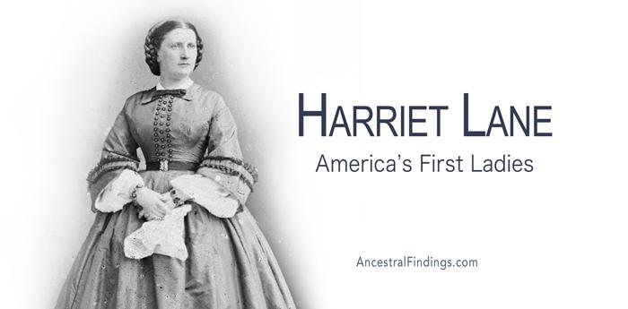 America's First Ladies, #15 – Harriet Lane