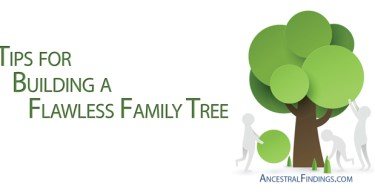Tips for Building a Flawless Family Tree