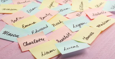Tips for Doing Middle Name Research