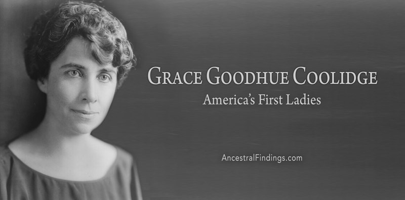America's First Ladies, #30 – Grace Goodhue Coolidge